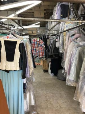 Dry Cleaner Plant And Agency Company For Sale