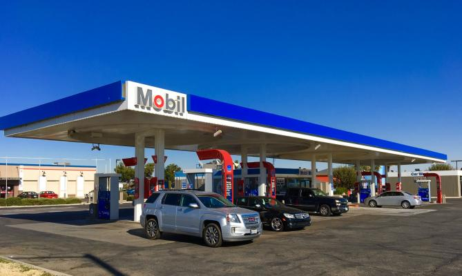 Car washes detailers for sale in california ca car washes san bernardino county mobil gas station convenience store and car wash for sale solutioingenieria Choice Image
