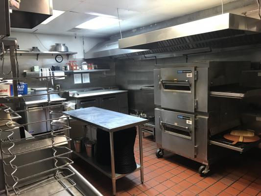 Pizza Restaurant Business For Sale
