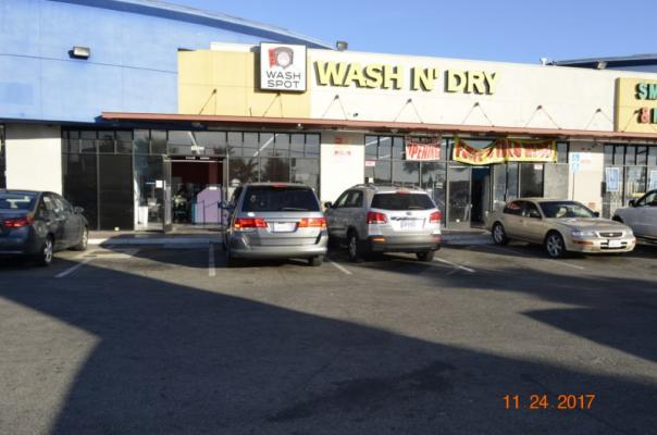 Central Los Angeles Coin Laundry For Sale