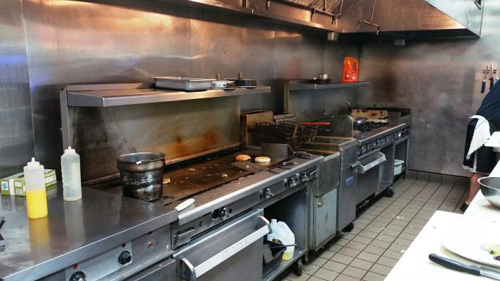 Commercial Kitchen Butte County