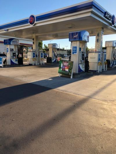 San Diego Arco Gas Station, AMPM Market - Absentee Run For Sale