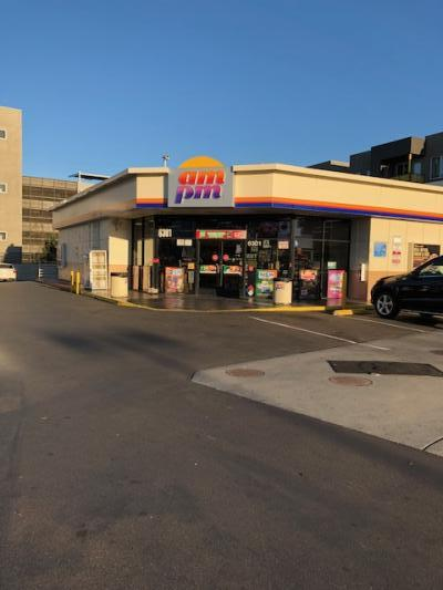 Arco AMPM Gas Station, Mart Business Opportunity
