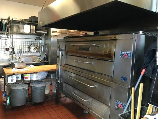 Pizza Restaurant Company For Sale