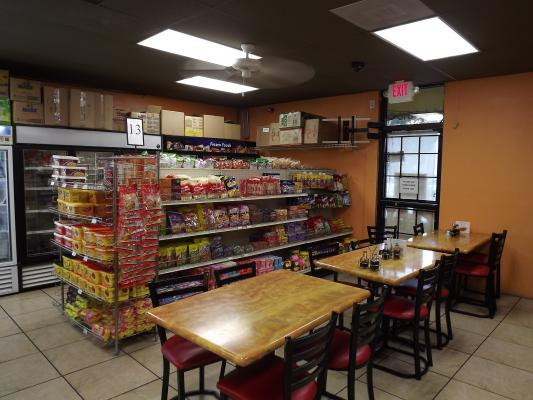 Coachella Valley Area Asian Market With Take Out For Sale