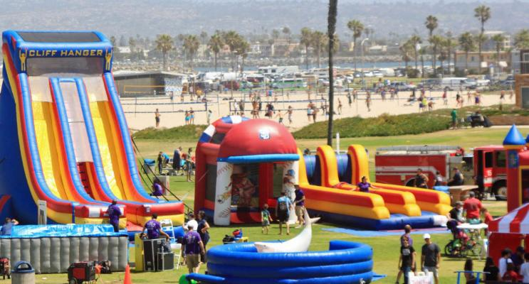 Southern California Kids Party Rentals Service For Sale