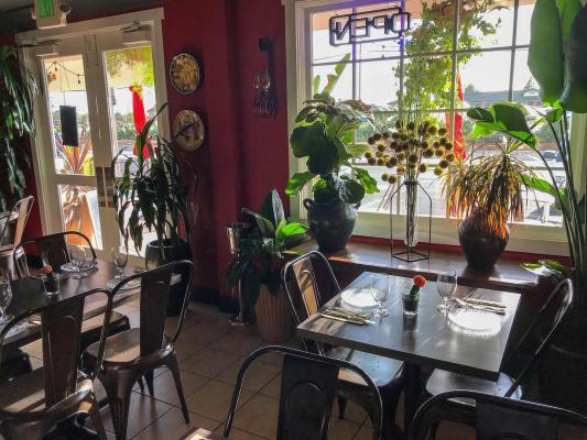 San Mateo County Fully Equipped Tapas Restaurant For Sale