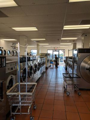 SF East Bay Area, Contra Costa Coin Laundromat - Steady High Income, Profitable For Sale
