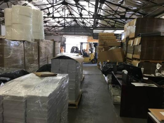 Packaging Supply Company - Profitable Business For Sale