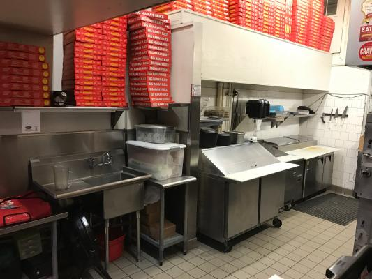 Pizzeria Restaurant Franchise - Well Known Company For Sale