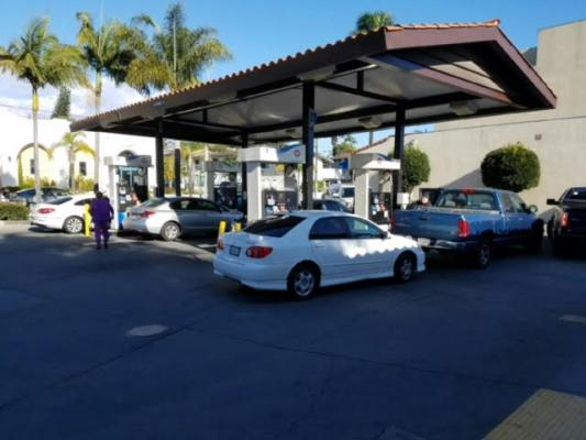 Arco Gas Station, AMPM - With Real Estate Business For Sale