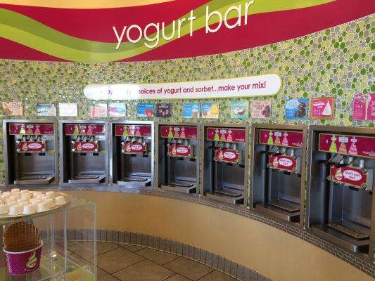 Los Angeles County Area Menchies Self Serve Yogurt Franchise- Absentee Run Companies For Sale
