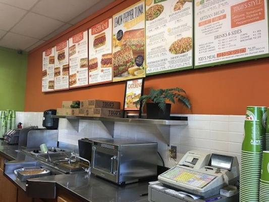 West Covina, LA County Togos Franchise - Low Rent - Has Catering For Sale
