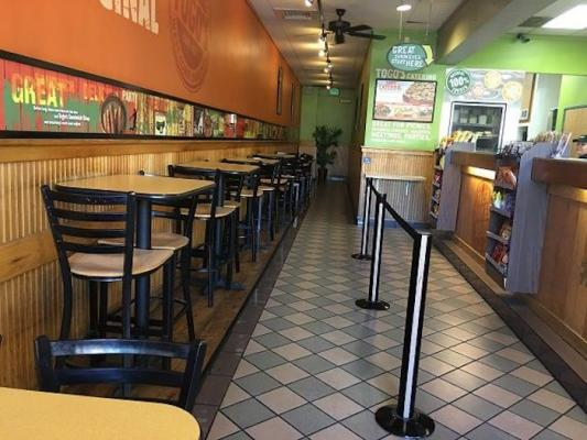 Togos Franchise - Low Rent - Has Catering Business For Sale