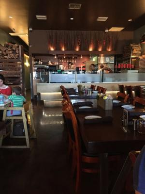 Mediterranean Fusion Restaurant With Alcohol Business For Sale