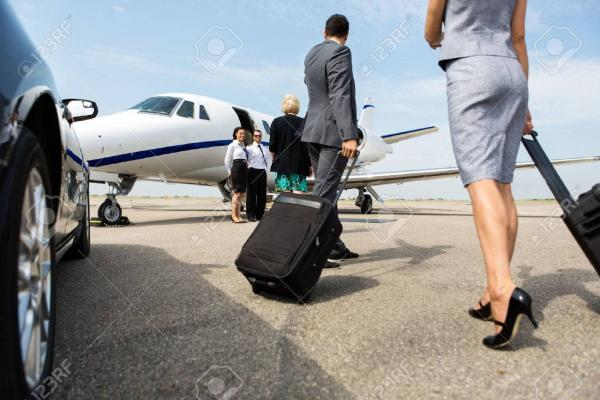 San Diego Area Airport Transport Service Business For Sale