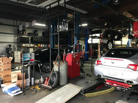 Campbell, Santa Clara County Auto Repair Shop For Sale