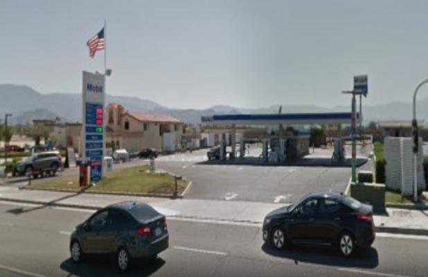 Riverside County Branded Gas Station, Car Wash, WWO Real Estate For Sale