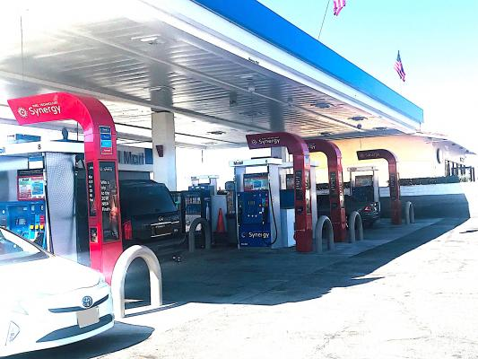 Branded Gas Station, Car Wash, WWO Real Estate Business For Sale