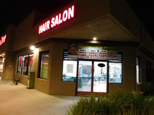 Temecula, Riverside County Beauty Salon - Asset Sale For Sale