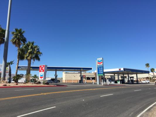 Needles Gas Station And C-Store Business For Sale