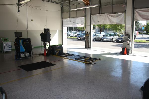 Santa Clara County Smog Test Only Shop For Sale