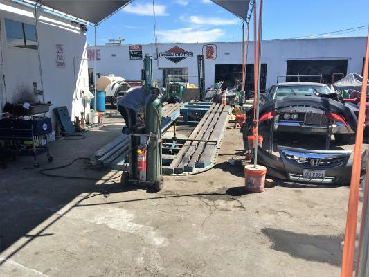 San Diego Auto Repairs Body Shop And Used Car Lot For Sale