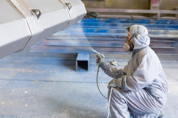 Northern California Industrial Painting Service For Sale