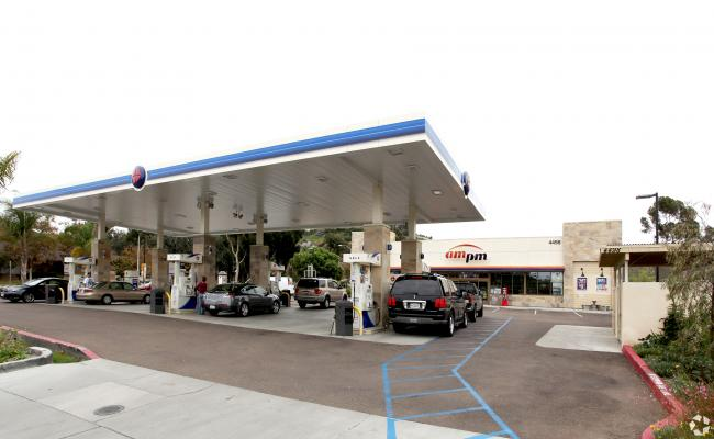 Chula Vista Arco AMPM Gas Station With Property For Sale