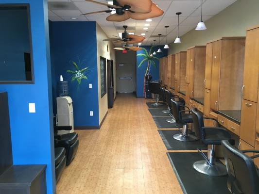Full Fixtured Hair Salon - Asset Sale Business For Sale