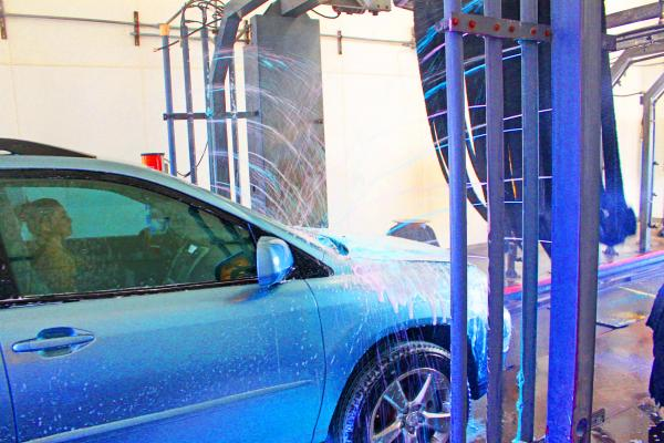 Los Angeles County Express Car Wash Business For Sale