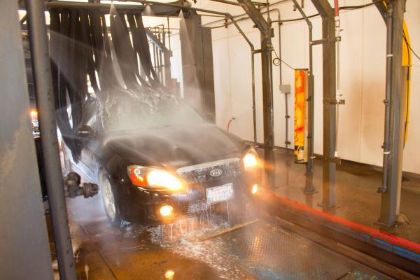 Express Car Wash Company For Sale