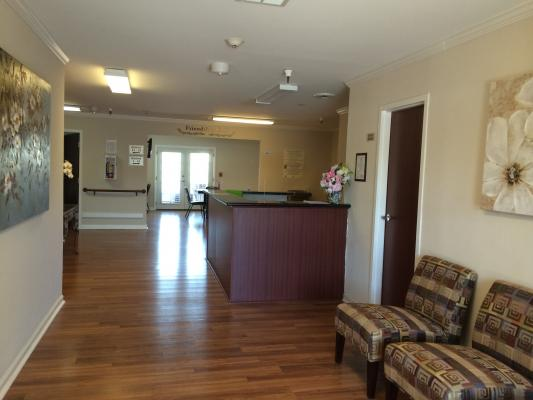 Assisted Living Facility With Real Estate Company For Sale
