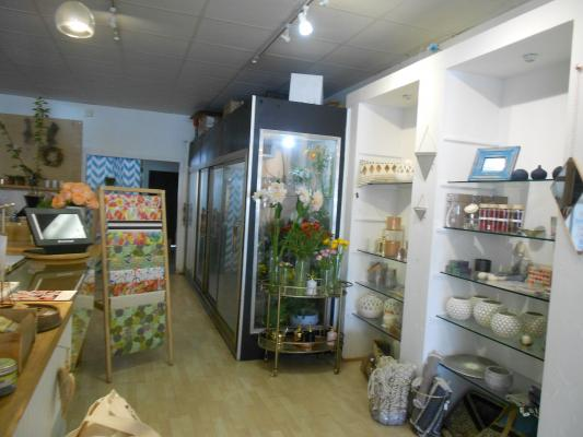 Flower And Gift Shop Business For Sale