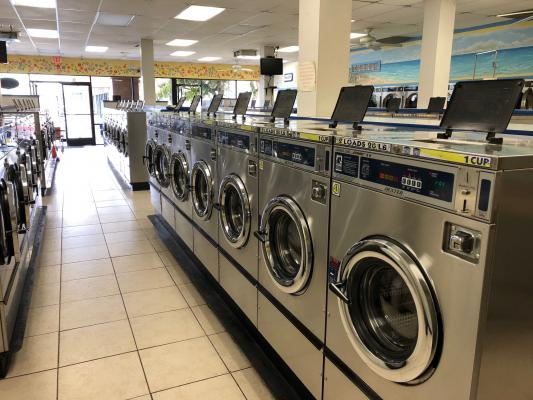 Bellflower, Los Angeles County Coin Laundry Companies For Sale