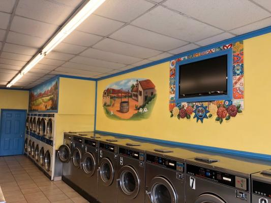 Sun Valley, Los Angeles Area Coin Laundry Companies For Sale