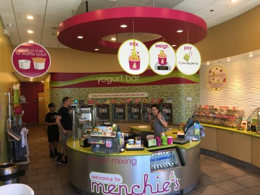 San Diego County Self Serve Yogurt Franchise - Absentee Run For Sale