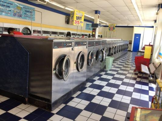 Los Angeles Area Coin Laundromat Store For Sale