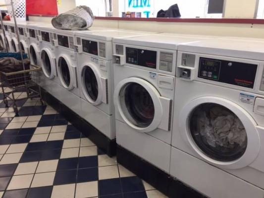 Coin Laundromat Store Business For Sale