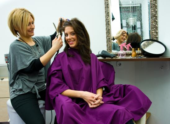 Los Angeles County  Popular Hair Salon Franchise For Sale