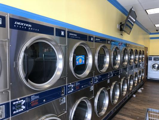 San Fernando Valley Coin Laundromat For Sale