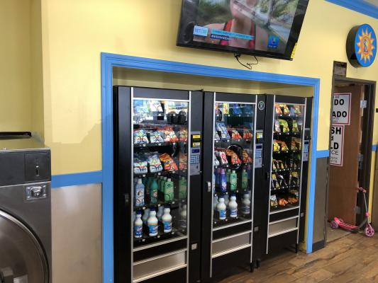 San Fernando Valley, LA Area Coin Laundromat Companies For Sale