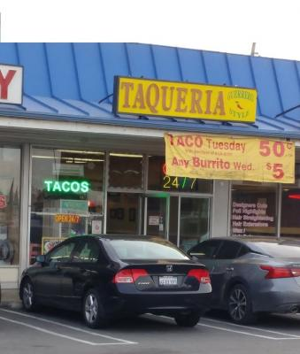 Westminster, Orange County  Mexican Restaurant For Sale