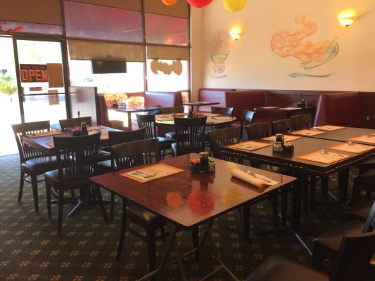 West Simi Valley Chinese Restaurant For Sale