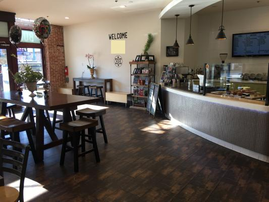 Coffee And Tea House - With Banquet Room  Company For Sale