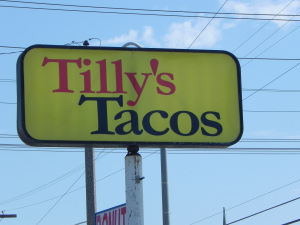 South Bay Area, LA County Area Mexican Restaurant - Tillys Tacos - By College For Sale