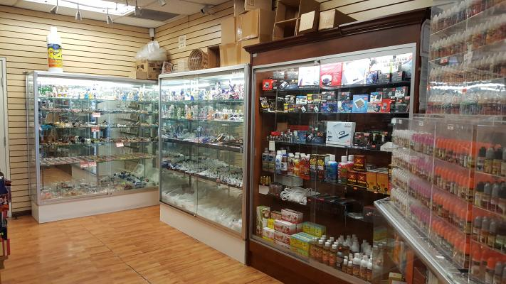 Smoke Shop - Cigars Tobacco Vape Glass Pipes Business For Sale