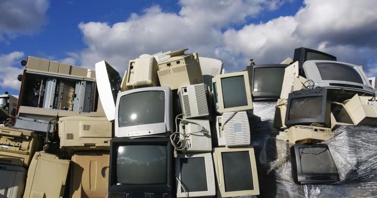 San Diego East County E-Waste Recycling Service For Sale