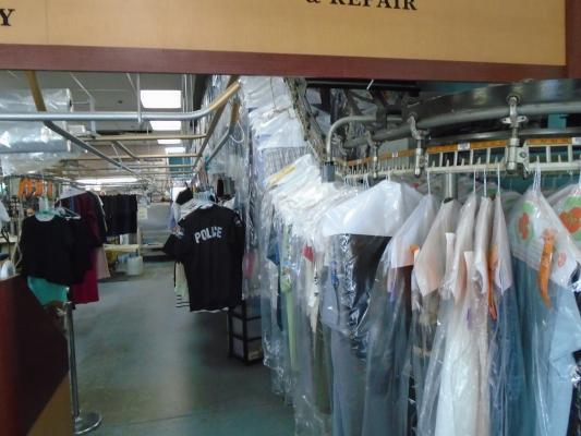 Redlands, San Bernardino Area Dry Cleaners Plant - Fully Equipped For Sale