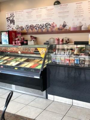 Sonoma County Area Cold Stone Creamery - Ice Cream Franchise Companies For Sale